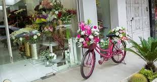 محل أزهار في المنطقه العاشرة