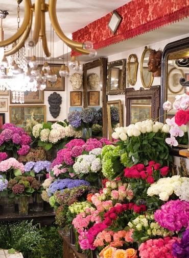 محل زهور في محافظة الأحمدي