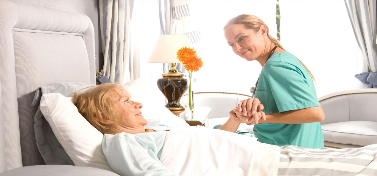 ممرضات منزل في المنطقة العاشرة